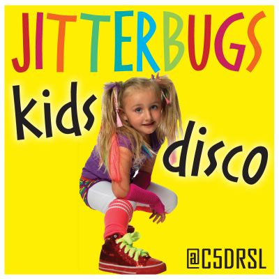 Kids Jitterbugs Disco