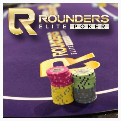 Rounders Elite Poker Room