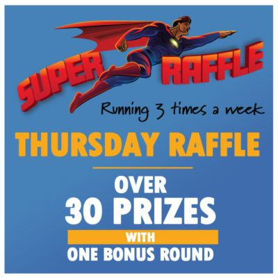 Thursday Night Raffle